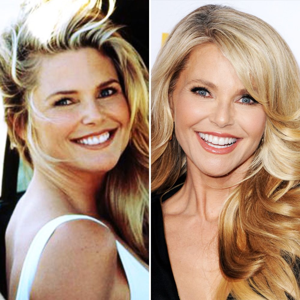 Christie Brinkley 30 Yrs Ago And Now Beautiful At Every Age