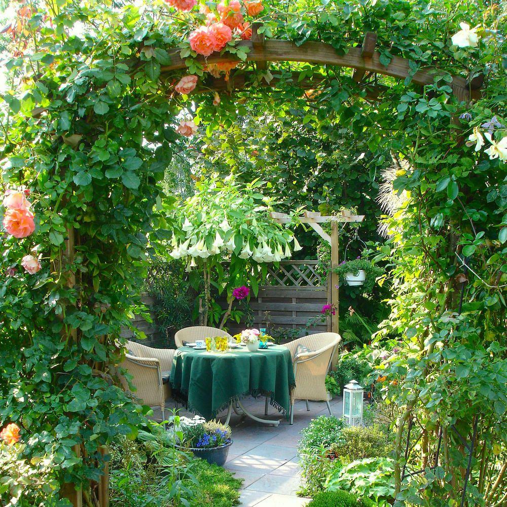 Minigarten Planen Und Gestalten Gartengestaltung Bepflanzung Garten Und Outdoor