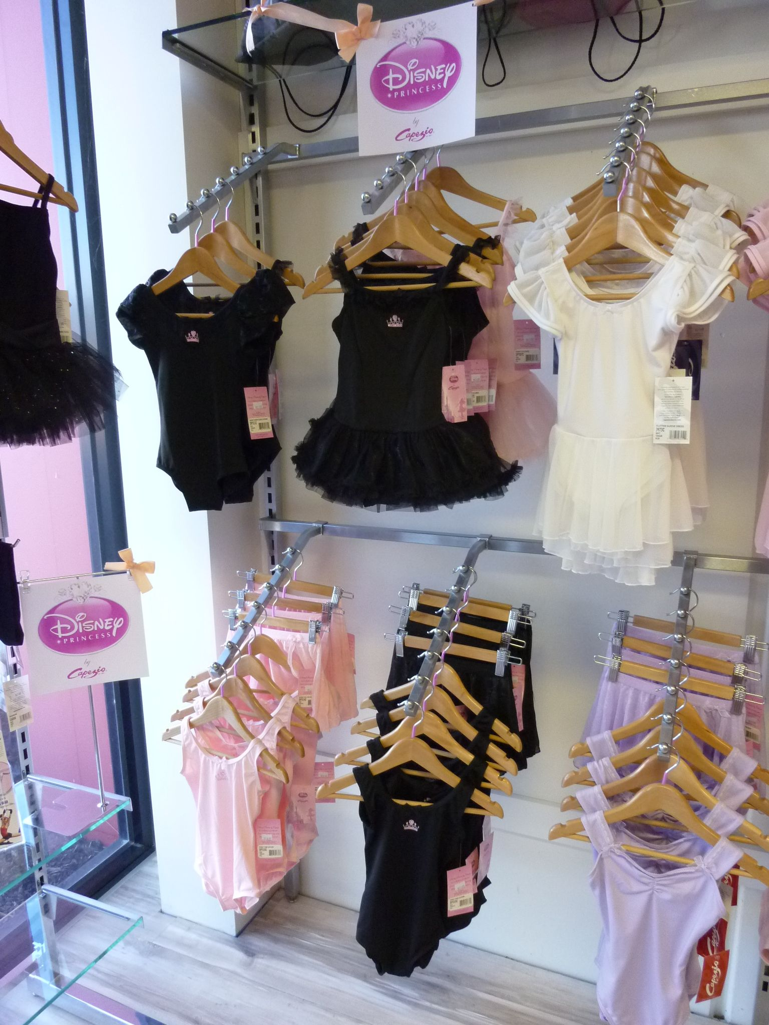 e98797961545c Our Disney Princess by Capezio collection. A magical assortment of dancewear  including children's leotards, tutus, dresses and skirts.