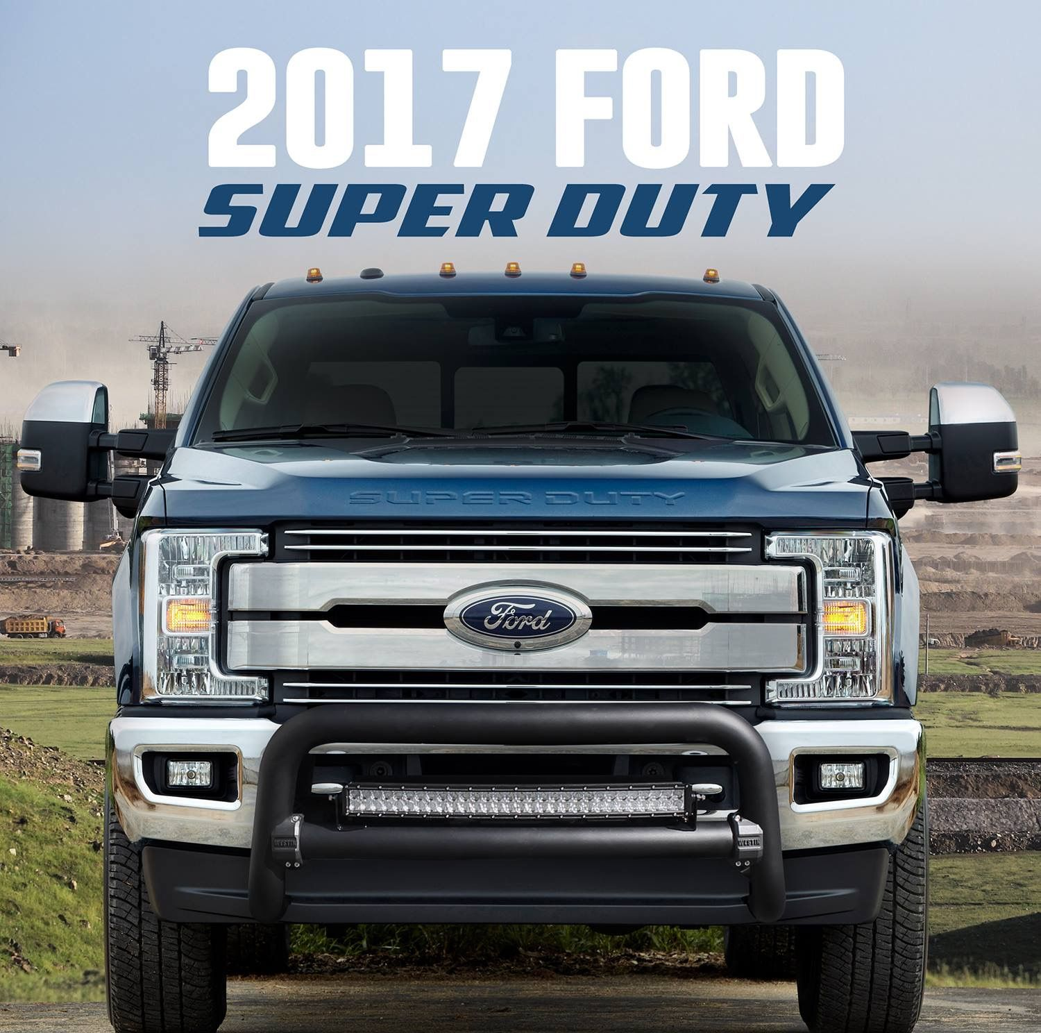 Westin is proud to announce the line up of quality products we offer for the 2017 ford super duty