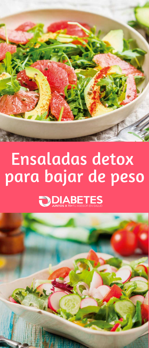 Recetas faciles y saludables para bajar de peso
