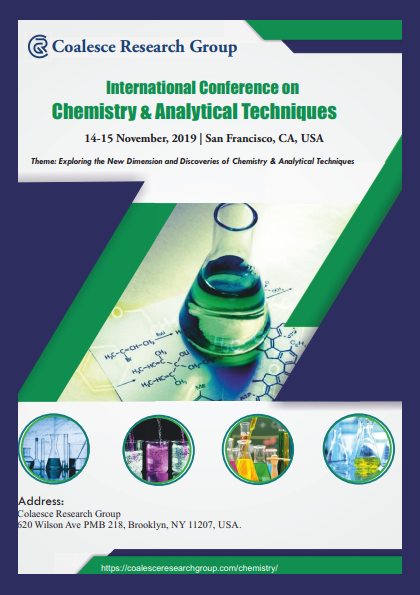 International Conference on Chemistry & Analytical ...