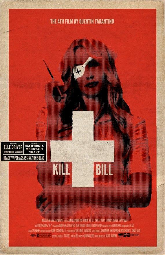Kill Bill Vol 1 2003 In 2020 Movie Posters Alternative Movie Posters Cinema Posters