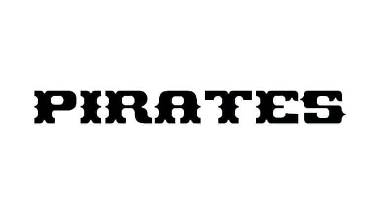 Download Pirates Gold | Circus font, Free fonts download, Download ...