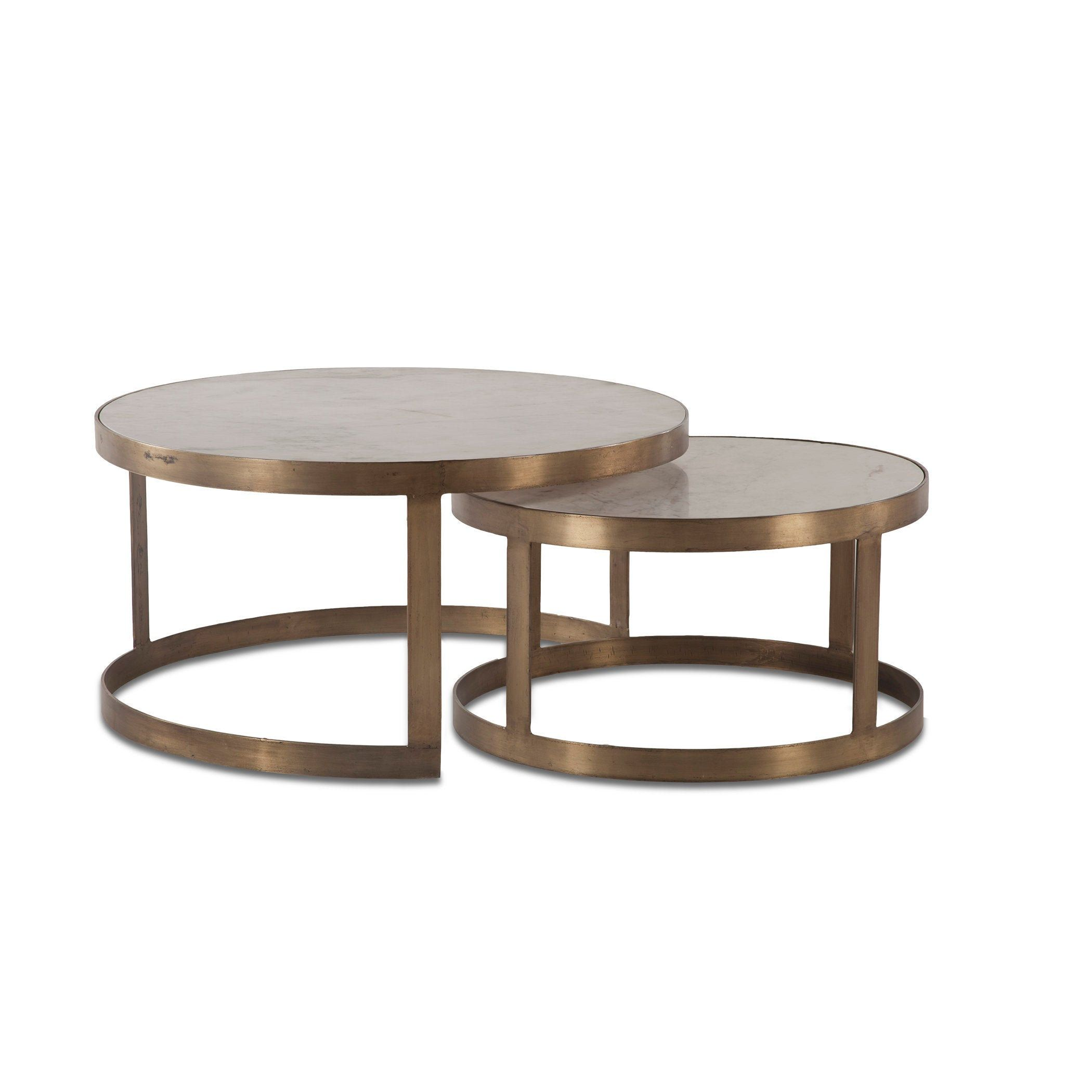 Coffee Table Marble Coffee Table Round Coffee Table Nesting Etsy In 2021 Nesting Coffee Tables Marble Round Coffee Table Gold Nesting Coffee Table [ 2100 x 2100 Pixel ]