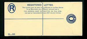 Customized Envelope For Registered Letter