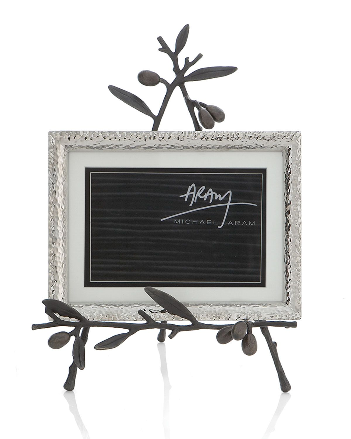 Michael Aram Olive Branch Convertible Easel Frame   *Decor > Picture ...