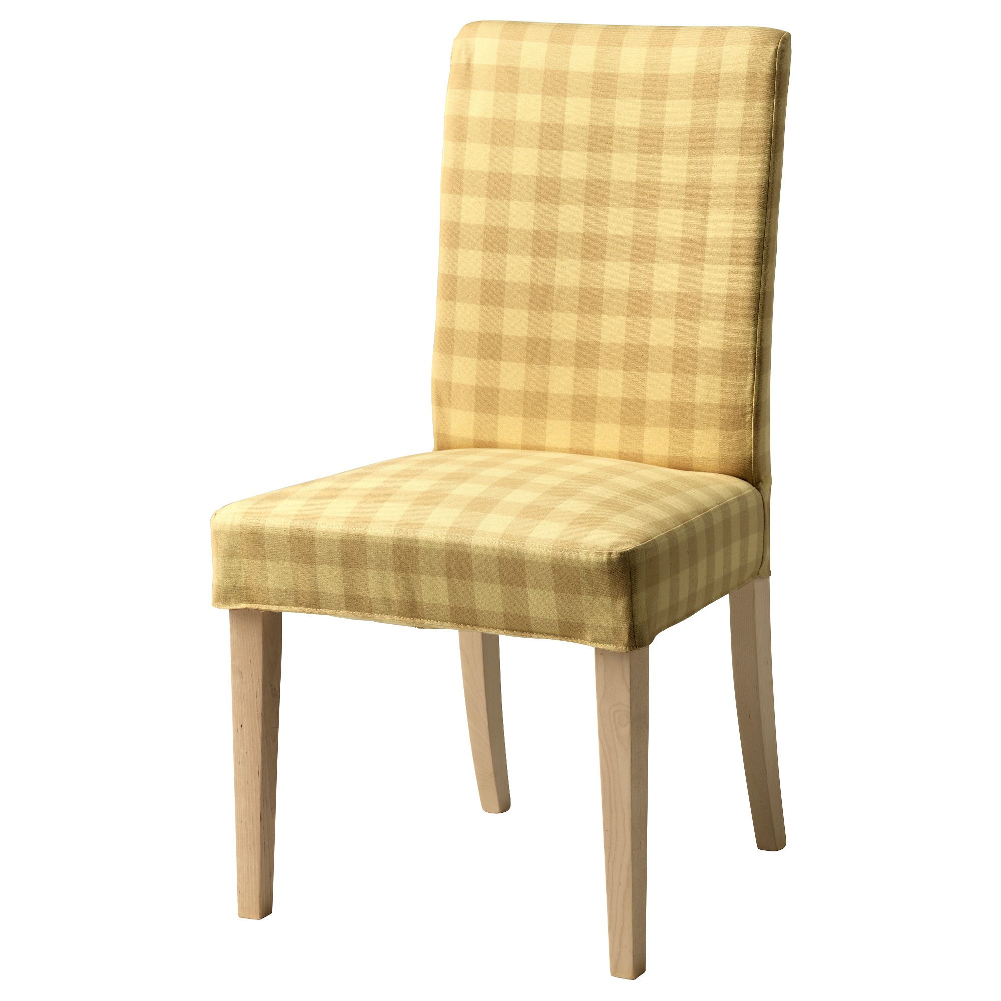 ikea henriksdal chair birch skaftarp yellow products