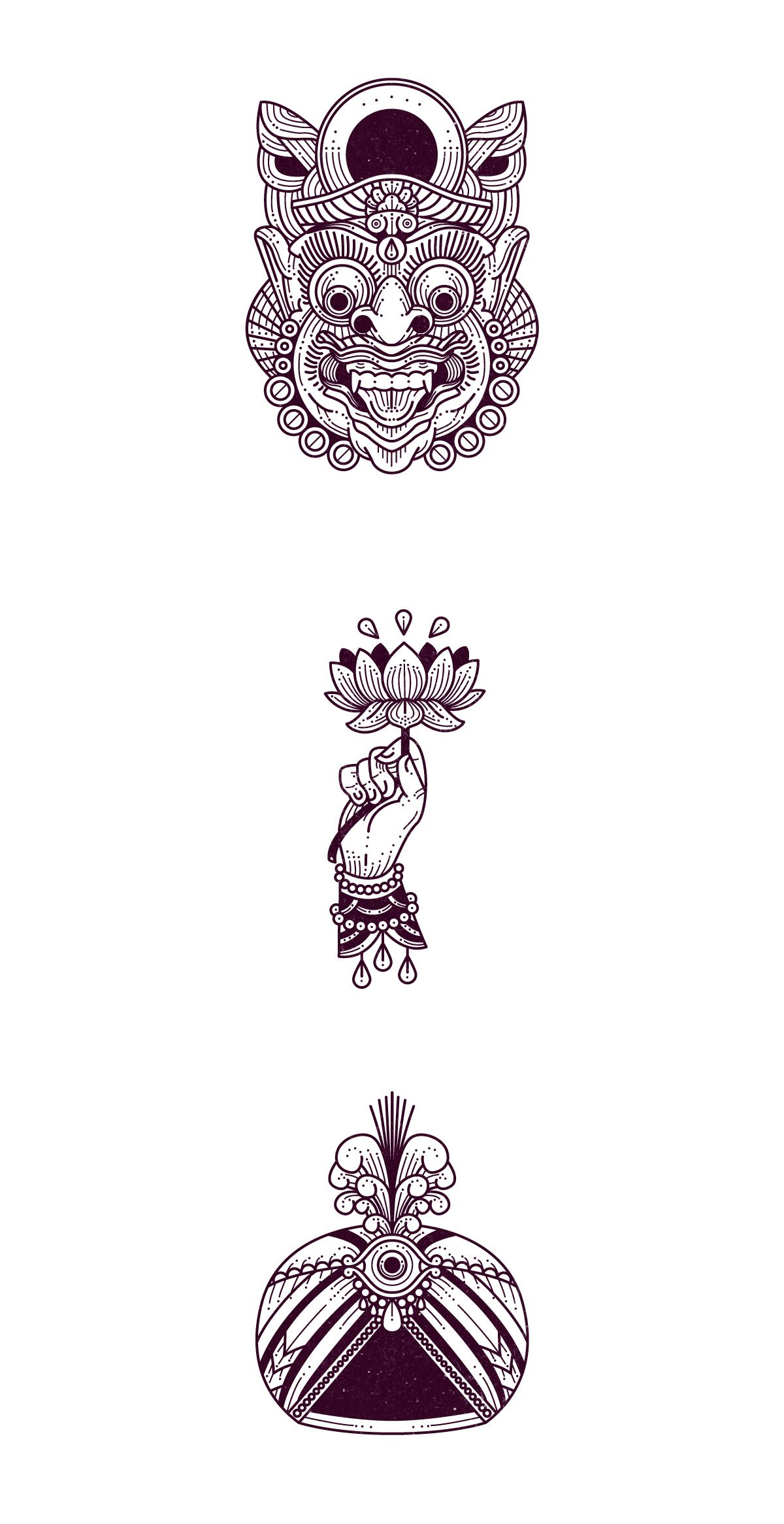 Pin de Neeti Gokhalay en Under the Moon Light Branding