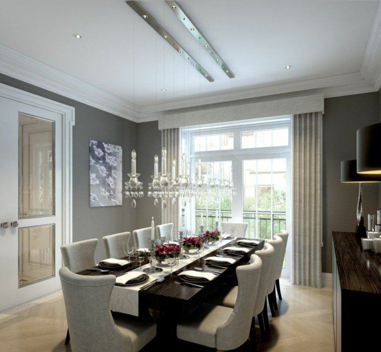 Suspension Salle A Manger Design