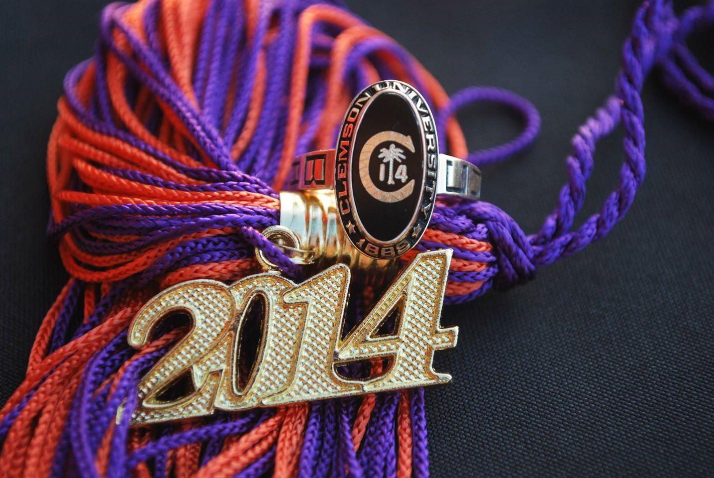 Unique Clemson Graduation Gown Frieze - Best Evening Gown ...