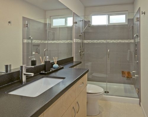 Small Bathroom Design Houzz  Ideas 20172018  Pinterest  Small Pleasing Houzz Small Bathrooms Inspiration Design