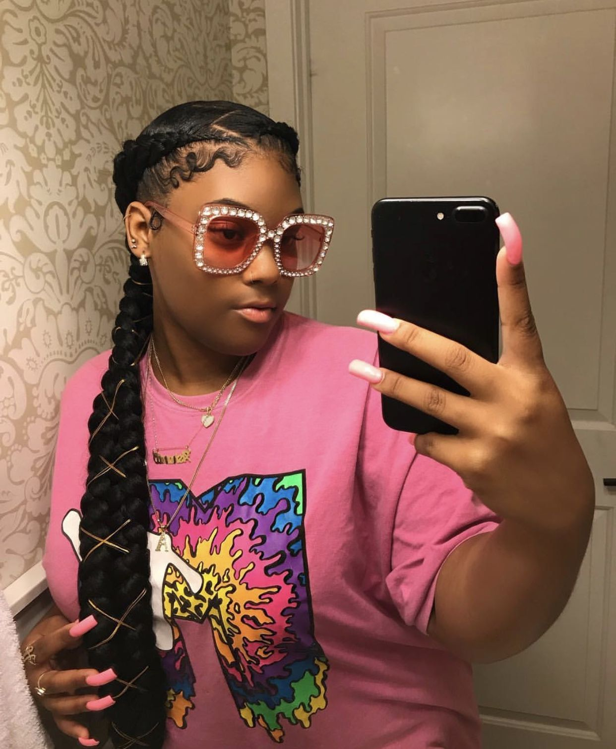 Boy haircuts on black girls pin by youhkey on protective styles  weave  pinterest  black