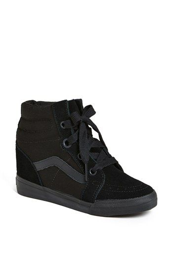 9c790b3a5276 Vans  Sk8 Hi  Wedge Sneaker (Women) available at  Nordstrom ... Need these  too!