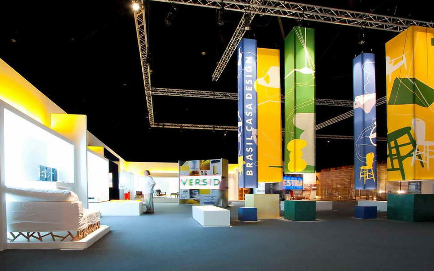 | Expoglobal |exhibition, stand, booth design museum