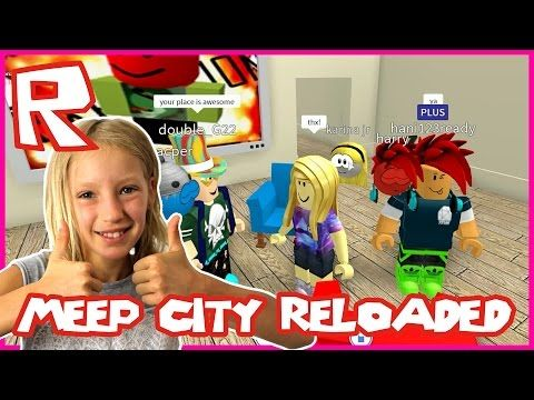 MeepCity   UPGRADING MY HOUSE | Roblox   YouTube