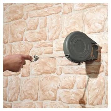 corde linge r tractable bricolage pinterest. Black Bedroom Furniture Sets. Home Design Ideas