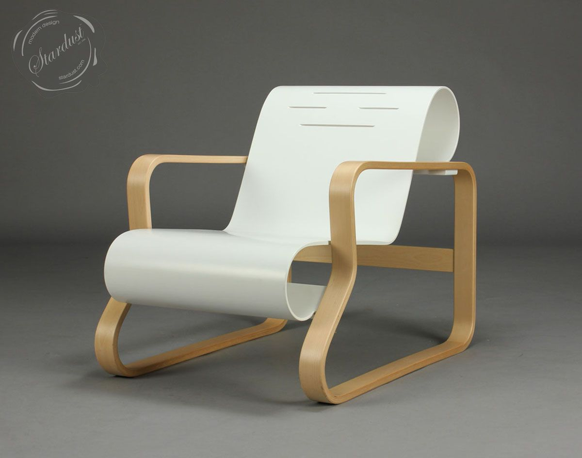 The paimio chair also known as chair 41 designed by for Alvar aalto chaise