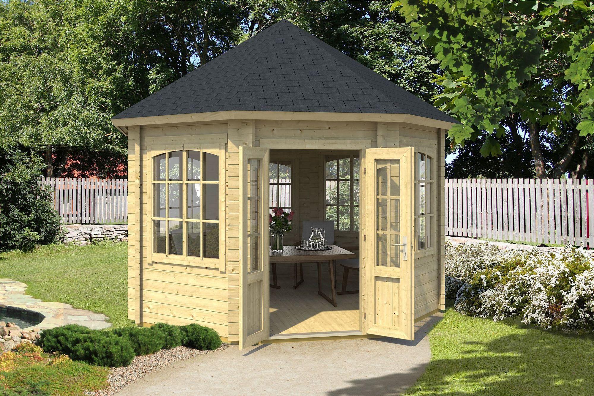 Abri De Jardin 10 Modeles Qu On Aime Abri De Jardin Kiosque