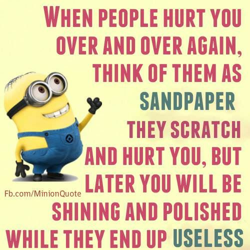 When People Hurt You