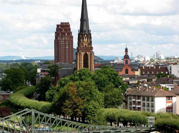 FRANKFURT House styles, Frankfurt, Mansions