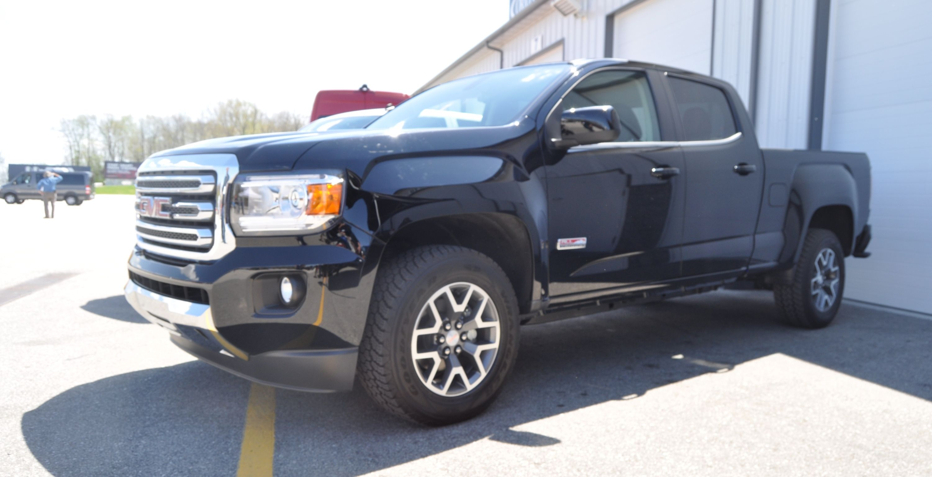 Updated With Real Life Photos 302hp 2015 Gmc Canyon All Terrain
