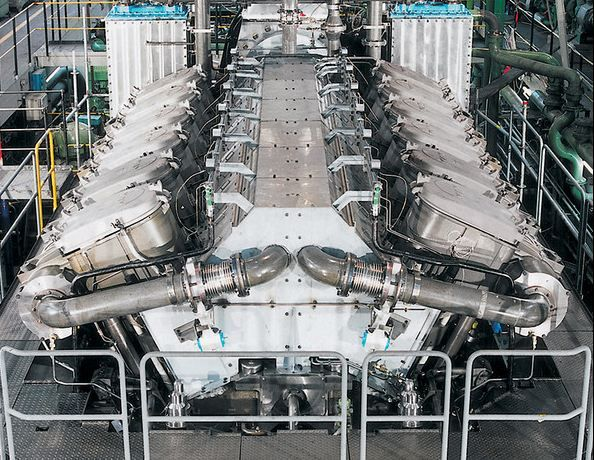 cruise ship engine room tour - Google Search