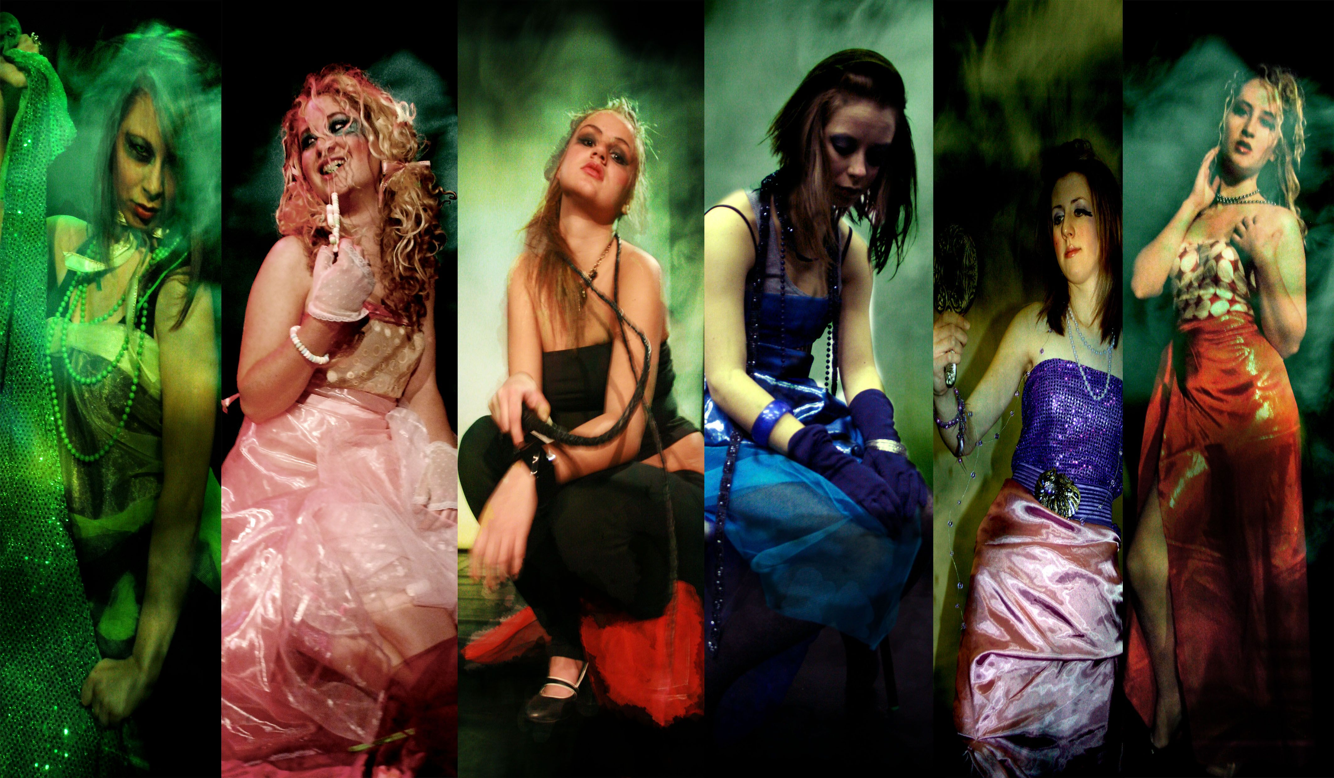 6 Of The 7 Deadly Sins By Bosha On Deviantart 7 Deadly Sins Sins Sloth Photos