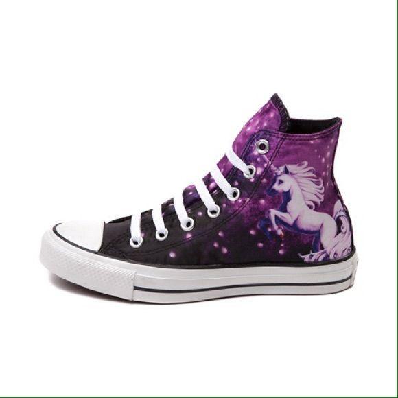 Unicorn Converse Sneakers NO TRADES. The new Unicorn Chucks