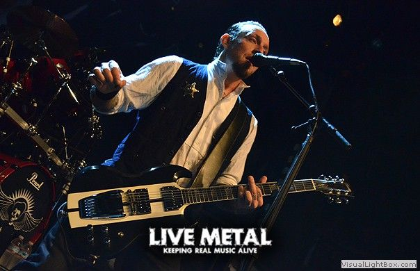 Live-Metal.Net - Live Photos - Volbeat - Rams Head Live