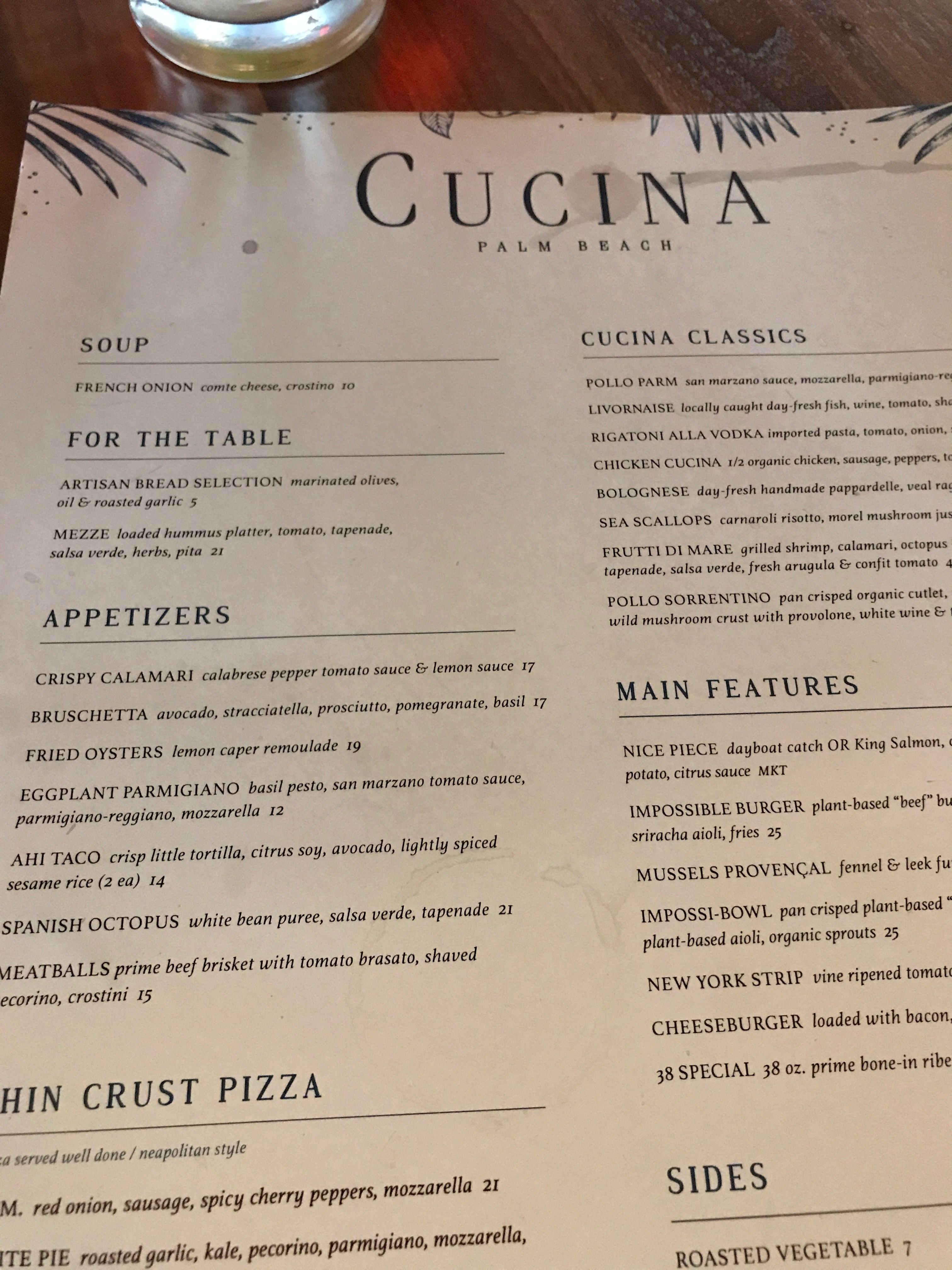 Cucina Palm Beach Cucina Palm Beach Florida Been There Done That Florida Palm