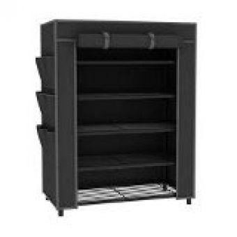 Porte Chaussure 5 Etage Locker Storage Tall Cabinet Storage Storage Cabinet