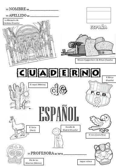 Page De Garde Du Cahier Version 2017 Page De Garde