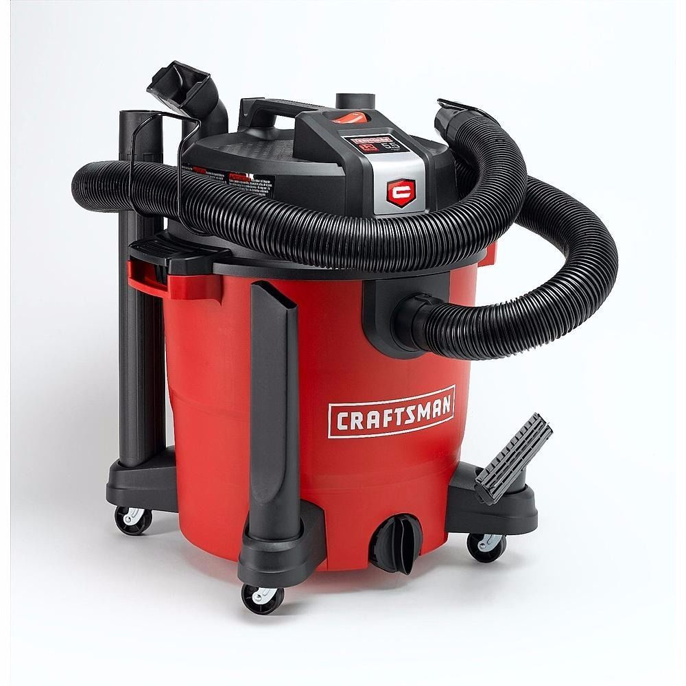 Wet Dry Shop Vac 12gal Car Home Garage Portable Heavy Duty Vacuum Cleaner Blower Wet Dry Vac Wet Dry Vacuum Shop Vac