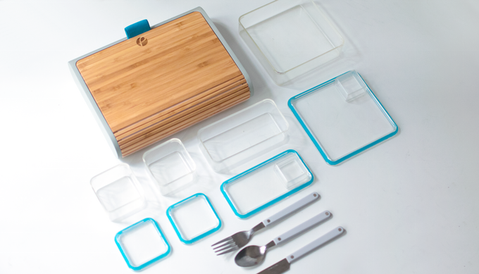 Prepd Pack The Lunchbox Reimagined By Prepd Kickstarter Lunch
