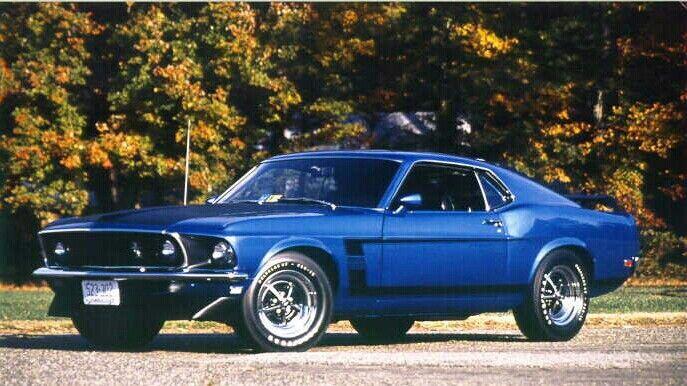 1969 Boss 429 Mustang Ford Mustang Mustang Mustang Cars
