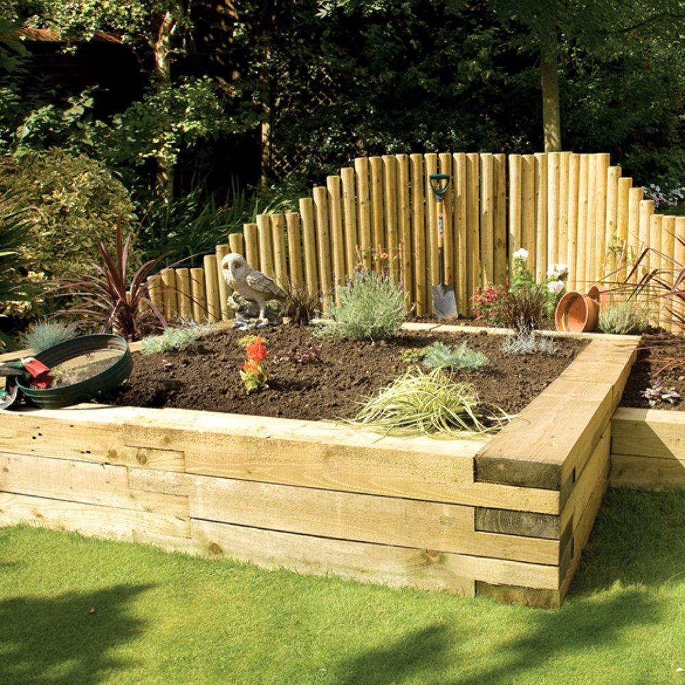 Grange Jigsaw Sleeper | Garden Street | Garden | Pinterest ...