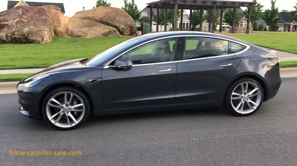 Midnight Silver Metallic Tesla Model 3 Custom 20 Wheels Youtube Tesla Model Tesla Bmw Cars For Sale