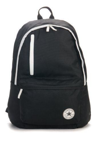 a0e2d6acbbf Converse Classic Backpack Book Bag (Black) « Impulse Clothes ...