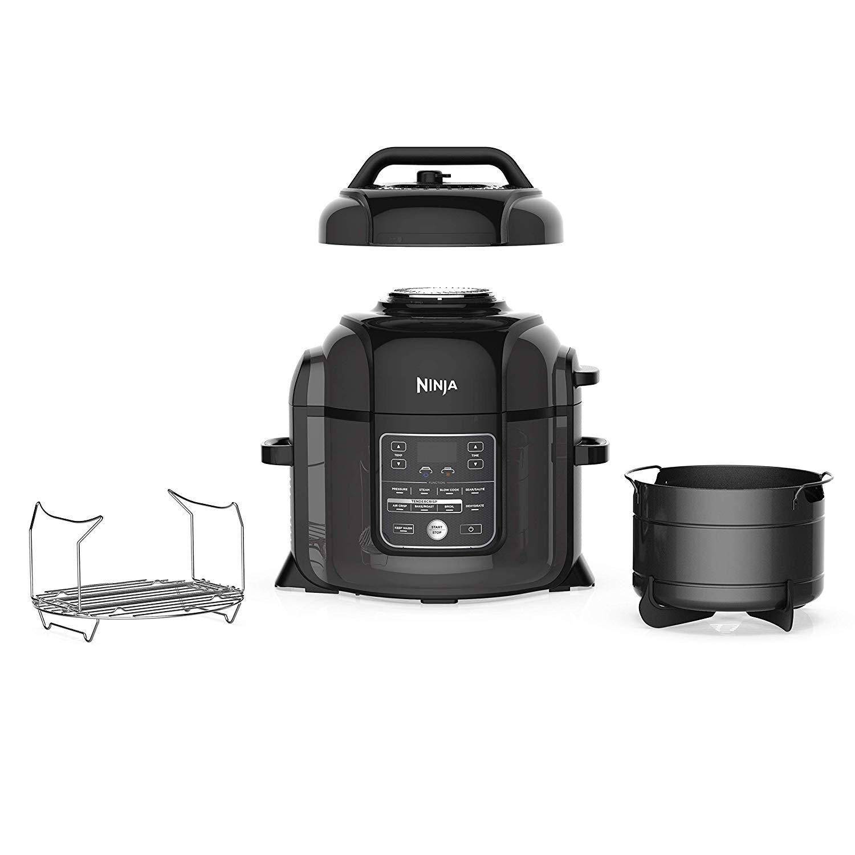 Ninja Foodi 8 Quart Xl Pressure Cooker With Air Fryer And Cooker Multicooker Ninja Kitchen