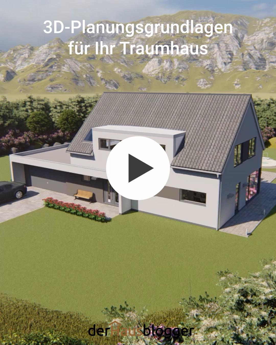 Satteldachhaus 199m2