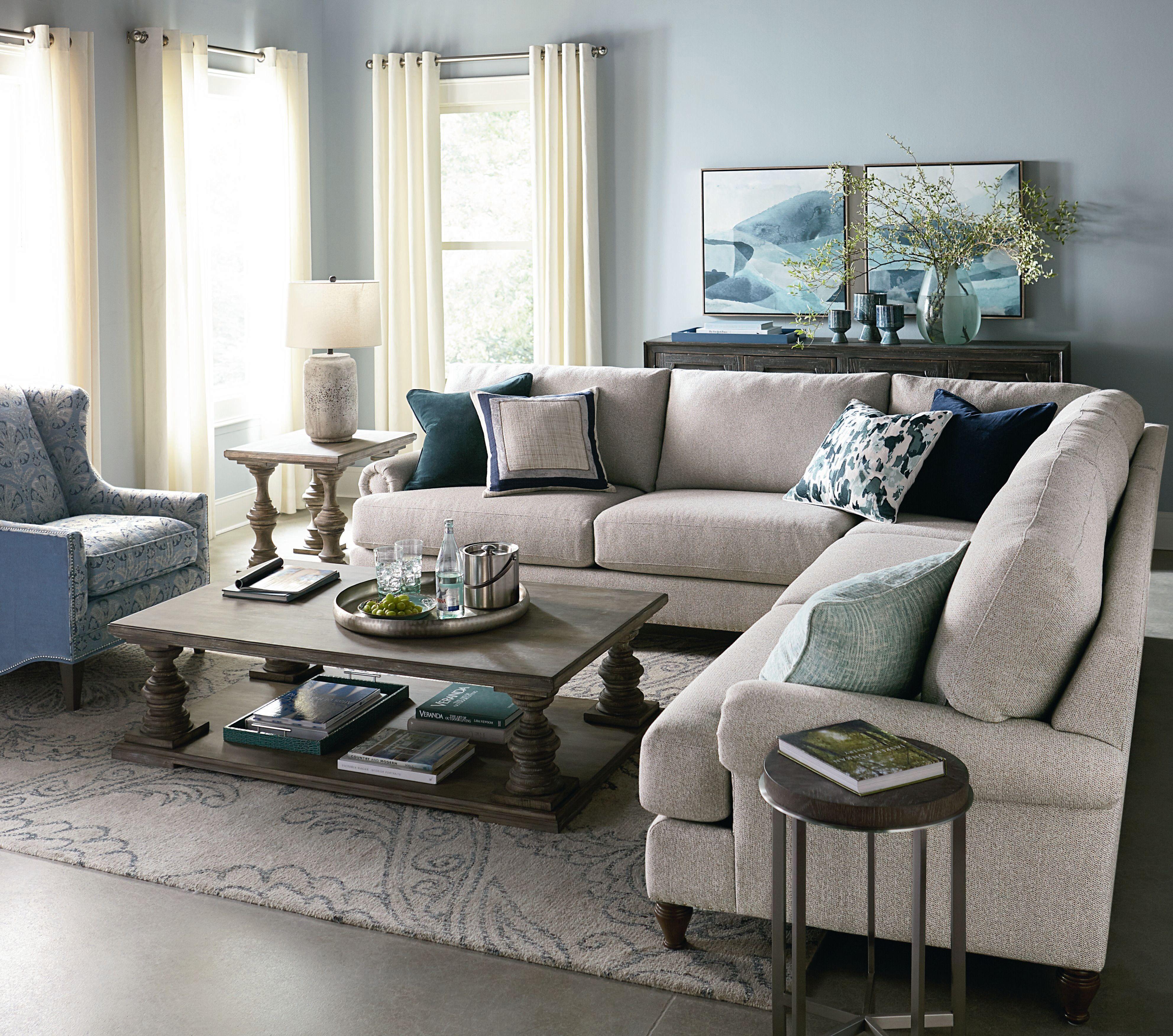 Hunter Large L Shaped Sectional Modular Living Room Furniture Sofa Design Living Room Inspiration L living room furniture