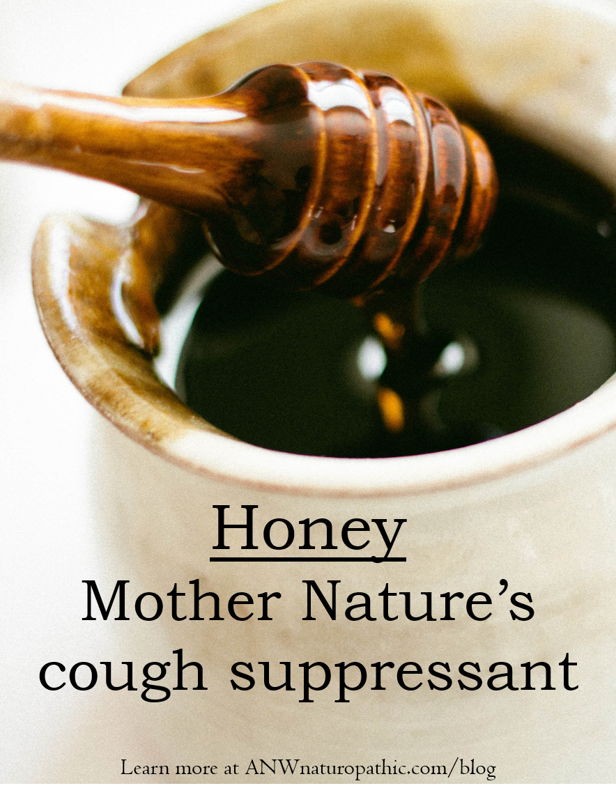 Honey offers safe, effective (and tasty) relief from cough symptoms for both children and adults. Click for the research and recommendations!
