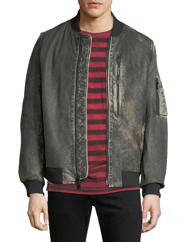 Hudson Men S Leather Bomber Jacket Hudson Cloth Mens Leather Bomber Jacket Leather Bomber Jacket Bomber Jacket [ 1500 x 1200 Pixel ]
