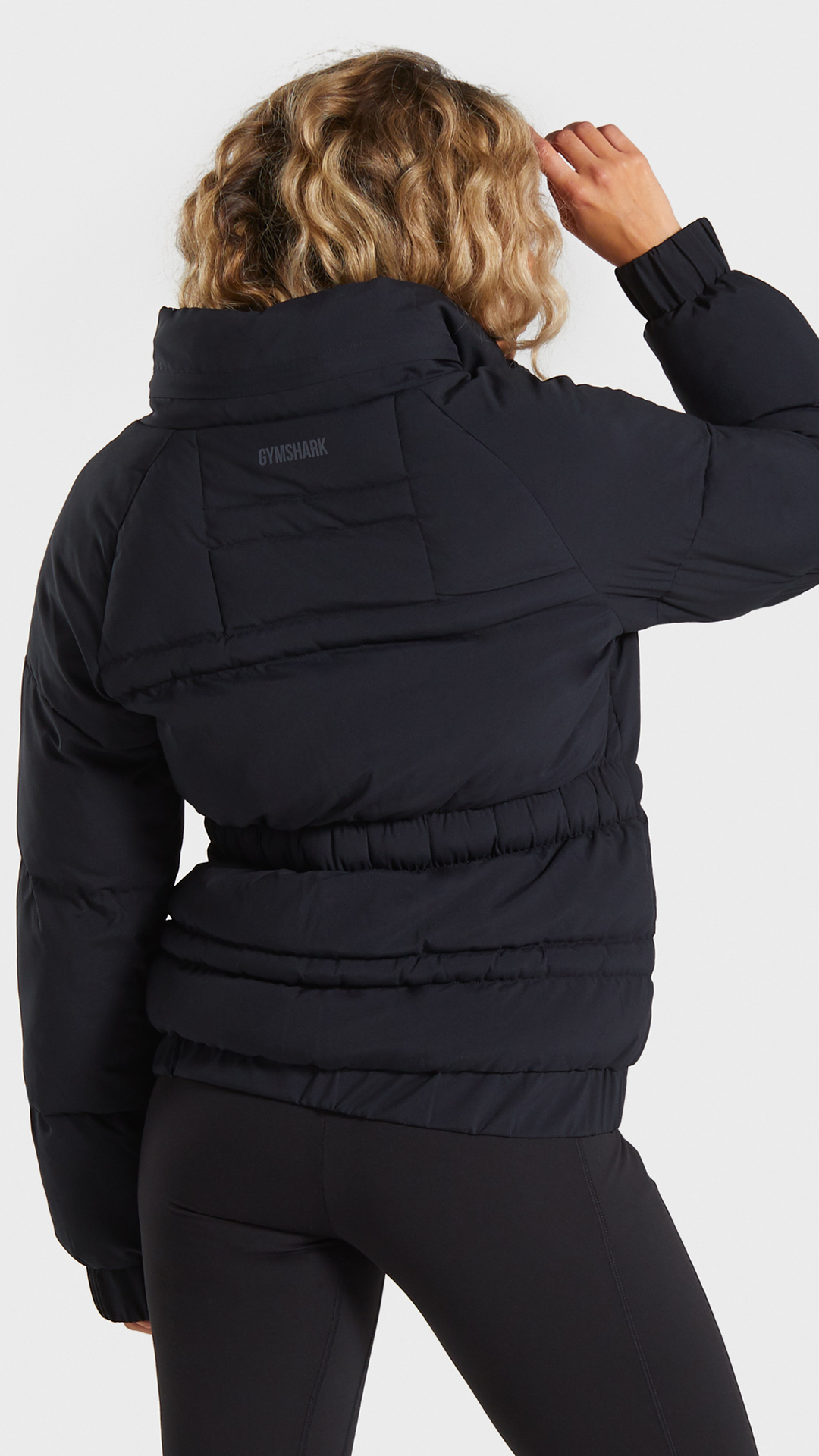 The Puffer Jacket Gymshark Gym Sweat Train Perform Seamless Exercise Strength Strong Power Fitness Out Puffer Jacket Women Gymshark Puffer Jackets [ 1920 x 1080 Pixel ]