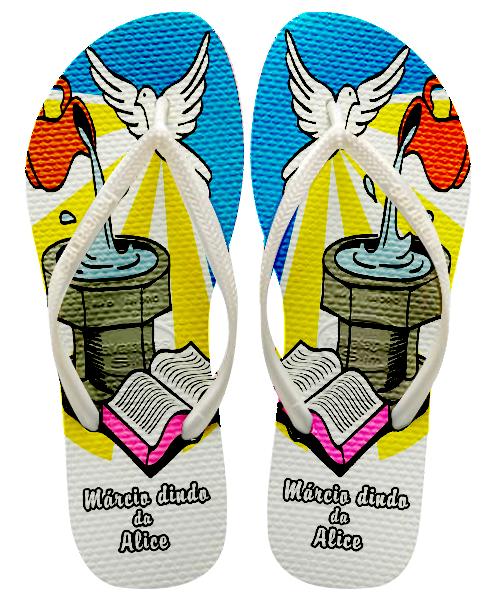 887fcc4ed Chinelo Havaianas Personalizada Batizado. chinela personalizada, chinelos  baratos para revenda, havaianas customizadas ,
