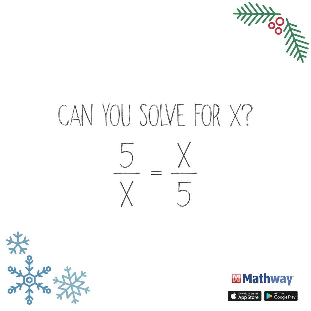Use Mathway for all your math needs! | Higher Level Math Problems ...