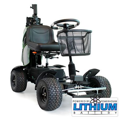 Golf Buggy Titan Elite With Lithium Battery Powerhouse Golf Golf Buggy Titans Golf Equipment