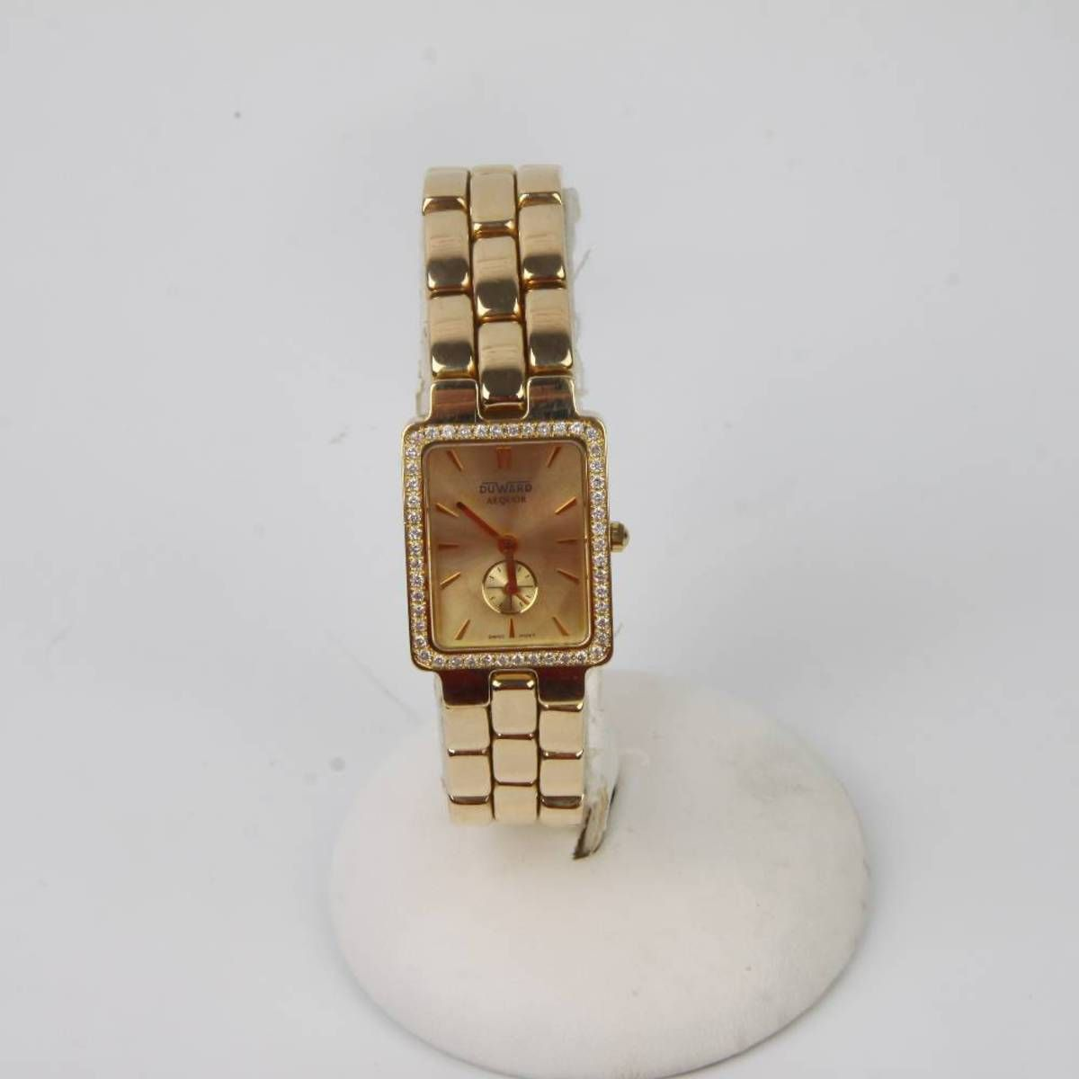 Reloj DUWARD AEQUOR de oro reloj de segunda mano duward  160b56882494