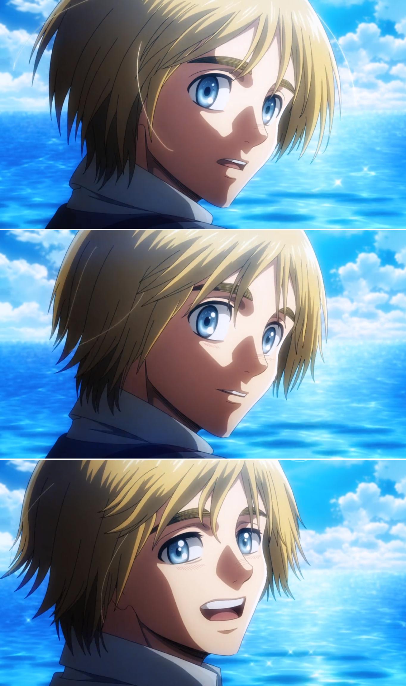 Armin Arlert Attack On Titan Attack On Titan Anime Attack On Titan Armin Snk
